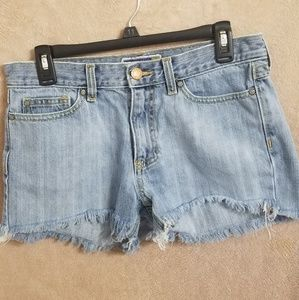 Old navy shorts :) (not size 11 )